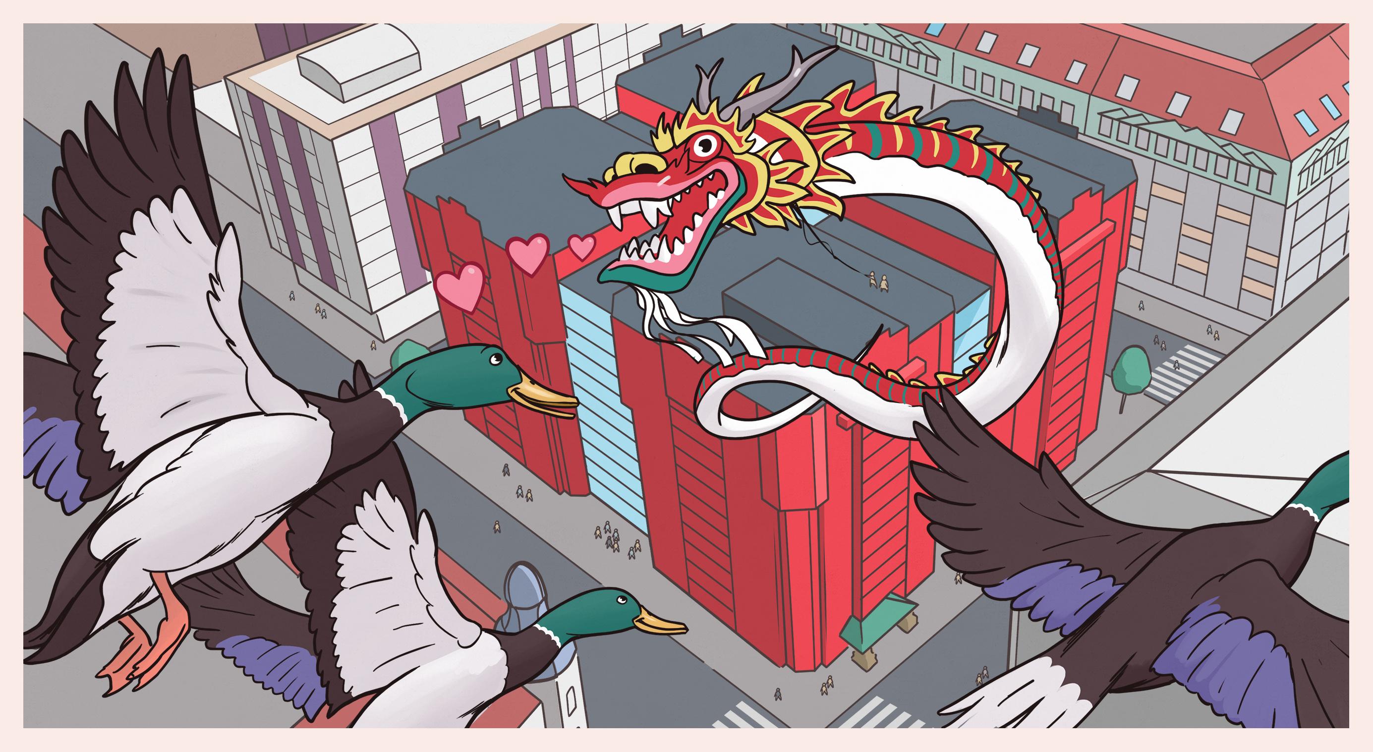 Chinatown #4