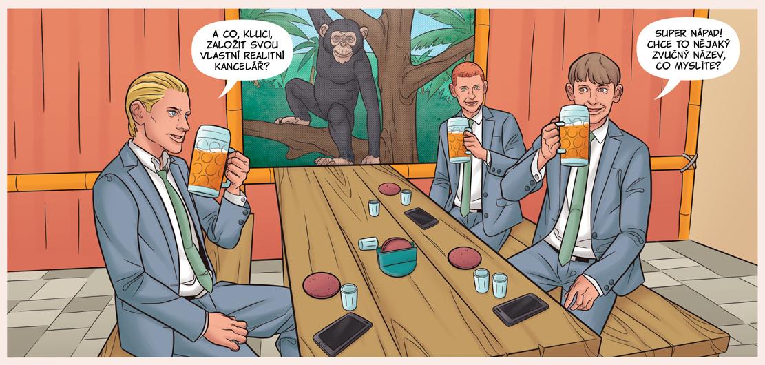 Opičárna #0