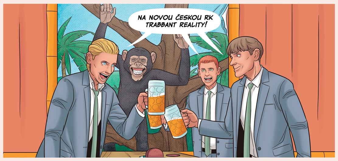 Opičárna #3